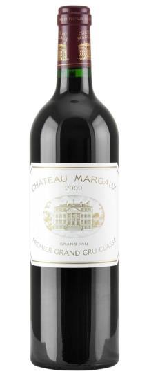 2009 Chateau Margaux Bordeaux Blend