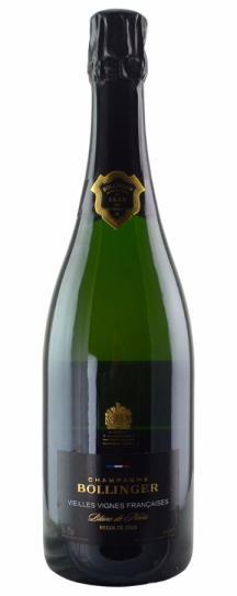 1998 Bollinger Brut Blanc de Noirs Champagne Vieilles Vignes Francaises
