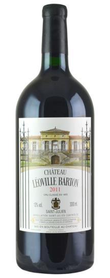 2011 Leoville-Barton Bordeaux Blend