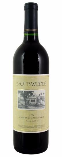 1997 Spottswoode Cabernet Sauvignon