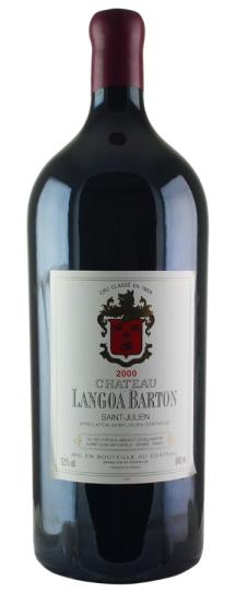 2000 Langoa Barton Bordeaux Blend