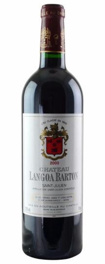 2001 Langoa Barton Bordeaux Blend