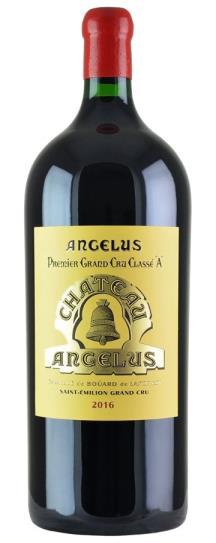 2016 Angelus Bordeaux Blend