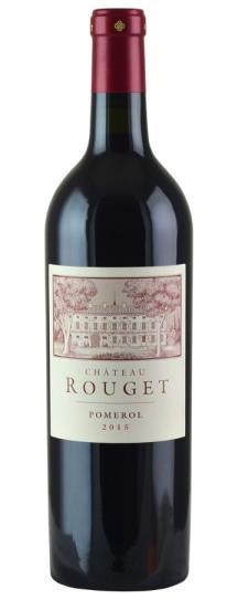 2015 Rouget Bordeaux Blend