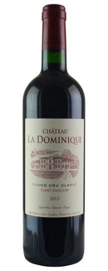 2013 Dominique, La Bordeaux Blend