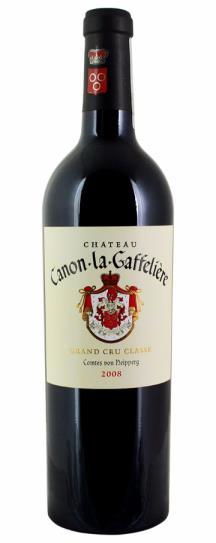 2008 Canon la Gaffeliere Bordeaux Blend