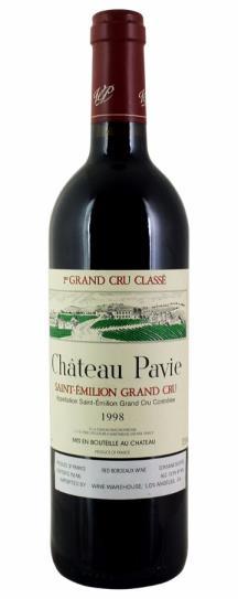 1996 Pavie Bordeaux Blend