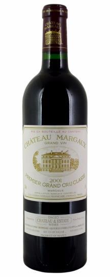 2001 Chateau Margaux Bordeaux Blend