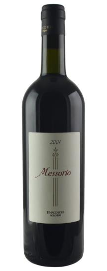 2001 Le Macchiole Merlot Messorio