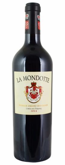 2016 Mondotte, La Bordeaux Blend