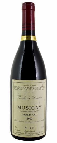 2000 Faiveley, Domaine Musigny Grand Cru