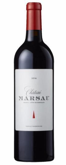 2016 Marsau Bordeaux Blend