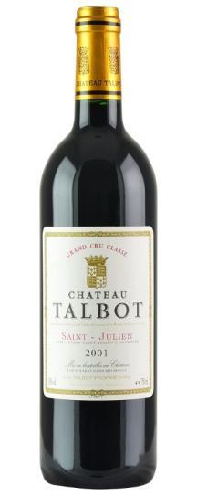 2001 Talbot Bordeaux Blend