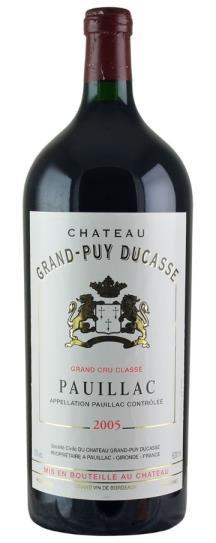 2005 Grand-Puy-Ducasse Bordeaux Blend