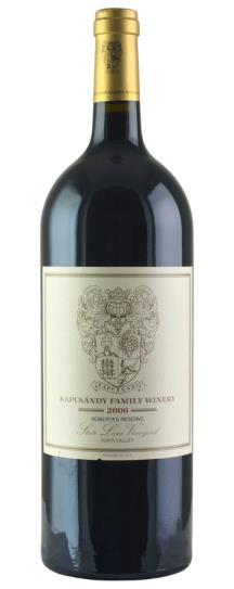 2006 Kapcsandy Family Winery Cabernet Sauvignon State Lane Vineyard