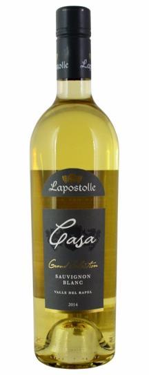 2014 Casa Lapostolle Sauvignon Blanc