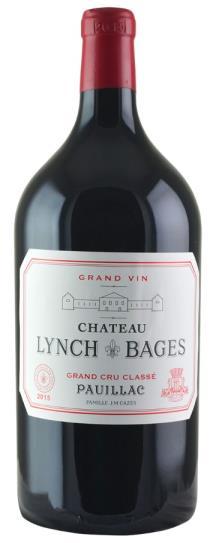 2015 Lynch Bages Bordeaux Blend