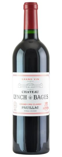 2018 Lynch Bages Bordeaux Blend