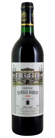 1988 Leoville-Barton Bordeaux Blend