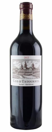 2012 Cos d'Estournel Bordeaux Blend