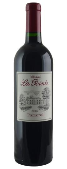 2015 La Pointe Bordeaux Blend