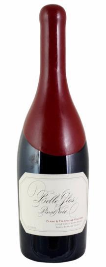 2009 Belle Glos Pinot Noir Clark & Telephone Vineyard
