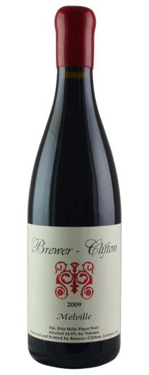 2009 Brewer-Clifton Pinot Noir Melville Vineyard