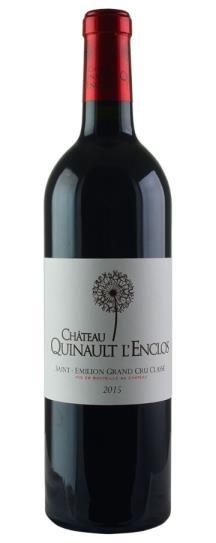 2016 Quinault l'Enclos Bordeaux Blend