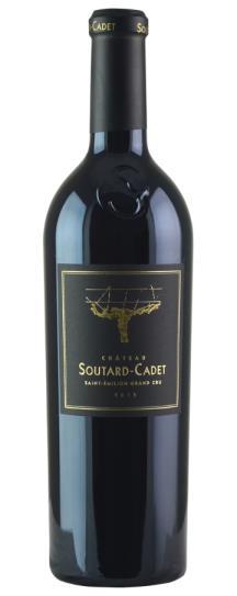 2015 Soutard Bordeaux Blend