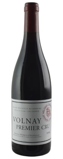 2014 Angerville, Marquis d' Volnay Premier Cru
