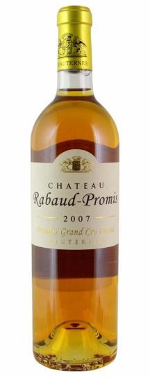 2005 Rabaud-Promis Sauternes Blend