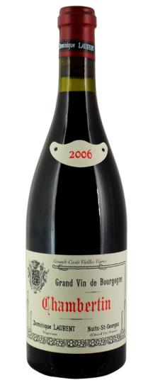 2006 Dominique Laurent Chambertin Grand Cru Vieilles Vignes