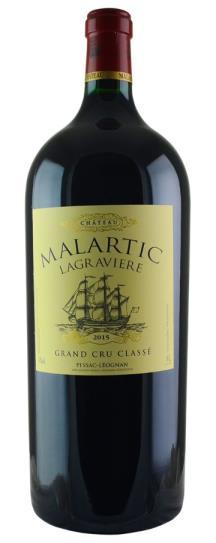 2015 Malartic-Lagraviere Bordeaux Blend