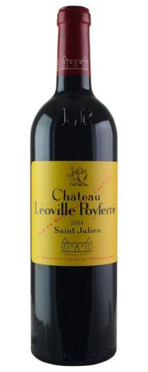2018 Leoville-Poyferre Leoville-Poyferre