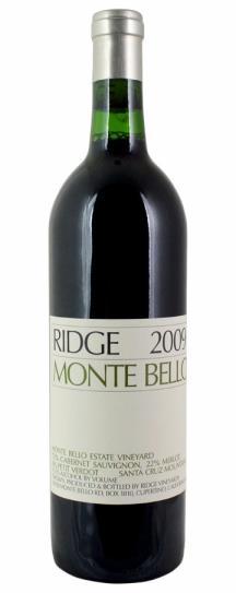 2003 Ridge Monte Bello