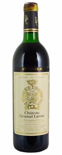 1989 Gruaud Larose Bordeaux Blend
