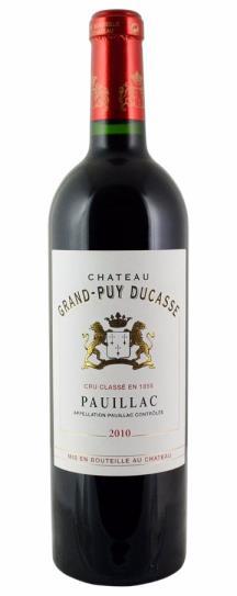 2011 Grand-Puy-Ducasse Bordeaux Blend