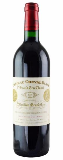 1998 Cheval Blanc Bordeaux Blend