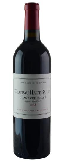 2008 Haut Bailly Bordeaux Blend