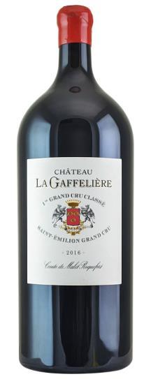 2016 La Gaffeliere Bordeaux Blend