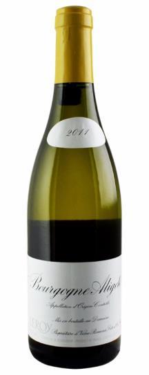 2011 Leroy, Domaine Bourgogne Aligote