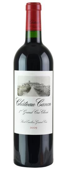 2009 Canon Bordeaux Blend