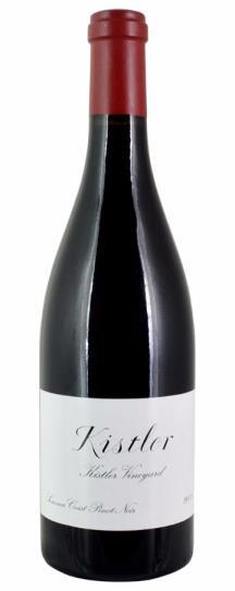 2007 Kistler Pinot Noir Kistler Vineyard