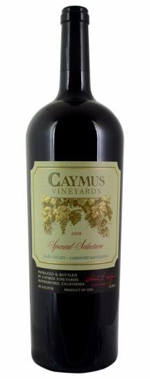 2009 Caymus Cabernet Sauvignon Special Selection