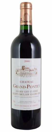 1998 Grand-Pontet Bordeaux Blend