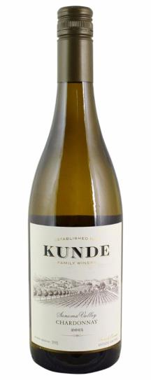 2015 Kunde Estate Chardonnay