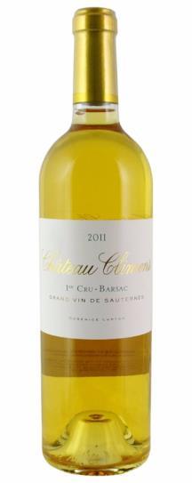 2013 Climens Sauternes Blend