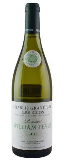 2009 Domaine William Fevre Chablis les Clos Grand Cru