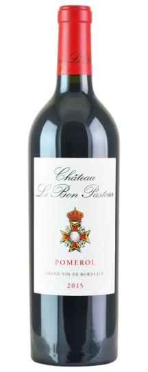 2015 Bon Pasteur Bordeaux Blend