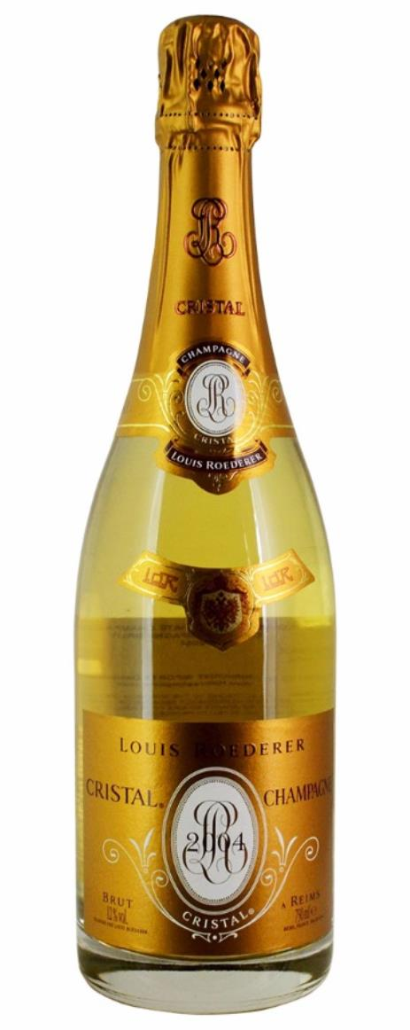 get 2004 louis roederer cristal at jj buckley fine wines. Black Bedroom Furniture Sets. Home Design Ideas